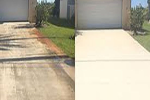 Before & After Pressure Washing 03